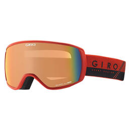 Giro Men's Balance Snow Goggles With Persimmon Blaze Lens