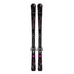 Volkl Women's Flair 73 All Mountain Skis with 3Motion 10.0 Bindings '17