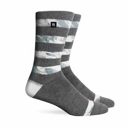 Richer Poorer Men's Midweight Cartwright Crew Socks