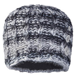 Screamer Women's Tapestry Buttons Beanie