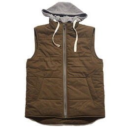 The Normal Brand Men's Dano Hooded Vest