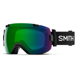 Smith I/OX Snow Goggles W/ Chromapop Green Mirror Lens (Asian Fit)