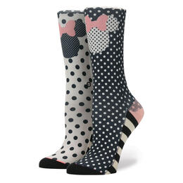 Stance Women's Sprinkled Minnie Socks