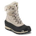 The North Face Women's Chillkat 400 Apres Boot Right Side White