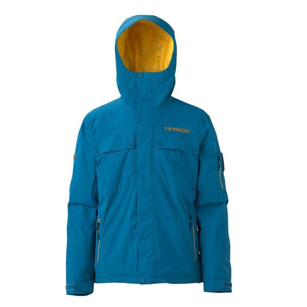 Marker Men's Bullet Insulated Ski Jacket