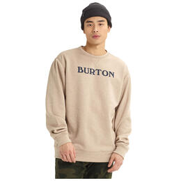 Burton Men's Oak Crew Fleece