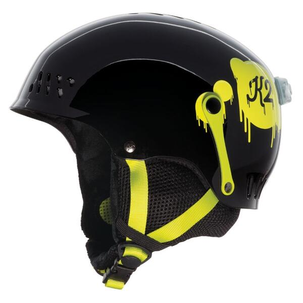 K2 Children's Entity Snow Helmet