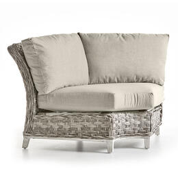 South Sea Rattan Grande Isle Sectional Corner