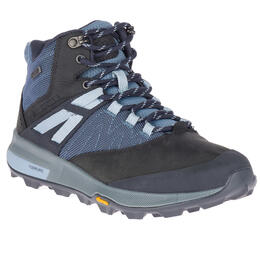 Merrell Men's Zion Mid Waterproof Hiking Shoes