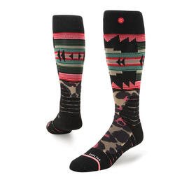 Stance Women's Chichis All Snow Socks Black