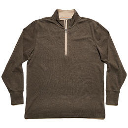The Normal Brand Men's Puremeso Quarter Zip Pullover