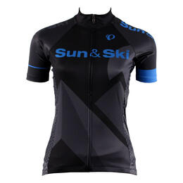 Pearl Izumi Women's Sun & Ski Elite Pursuit Cycling Jersey