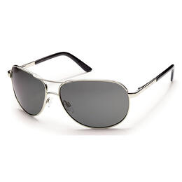 Suncloud Aviator Polarized Fashion Sunglasses