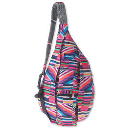 Kavu Women's Rope Sling Jewel Stripe Bag