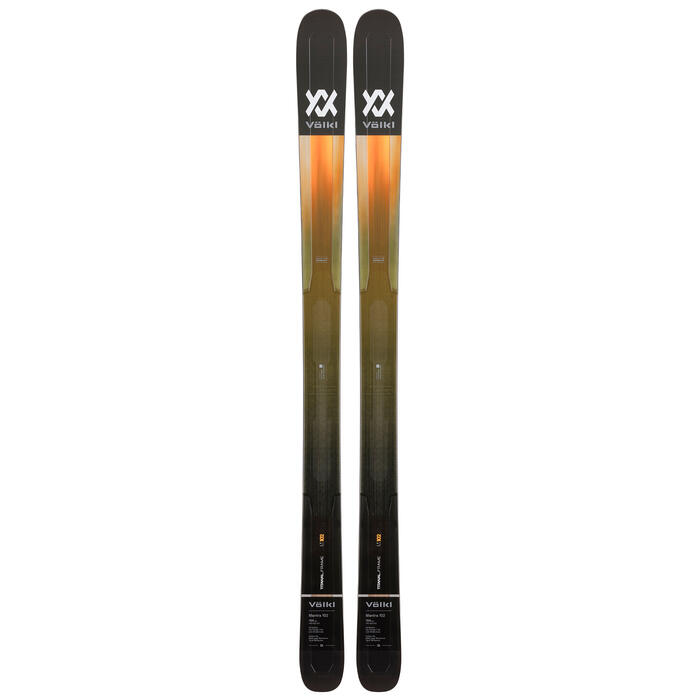 Volkl Men's Mantra 102 Freeride Skis '21