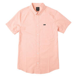 RVCA Men's That'll Do Oxford Shirt
