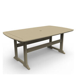 Seaside Casual Portsmouth 42x72 Dining Table
