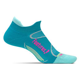 Feetures Women's Elite Light Cushion No Show Tab Running Socks