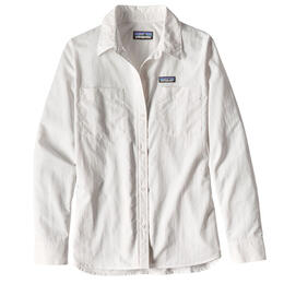 Patagonia Women's Anchor Bay Long Sleeve Shirt