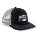 Richardson Twill Mesh #backtheblue Hat