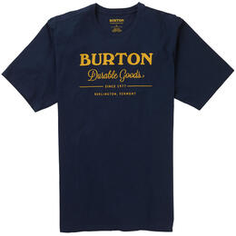 Burton Men's Durable Goods Organic T-Shirt
