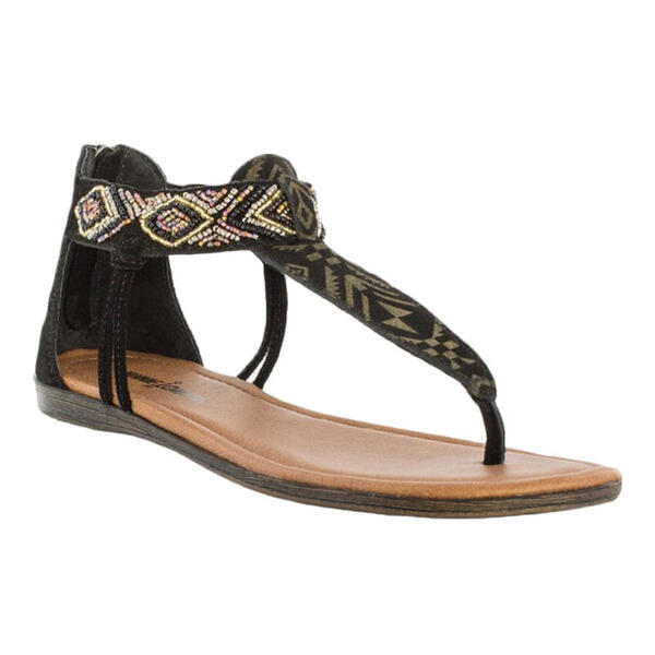 Minnetonka Women's Antigua Casual Sandals
