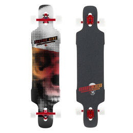 Sector 9 Dropper Complete Longboard Red