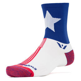 Swiftwick Men's Vision Five Tx Spirit Socks