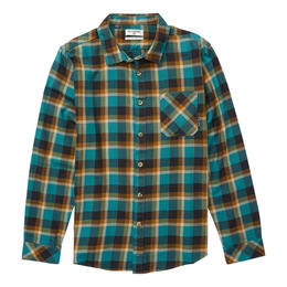 Billabong Men's Freemont Flannel Long Sleeve Top