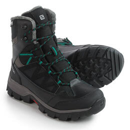 Salomon Women's Chalten CS Waterproof Winter Boots