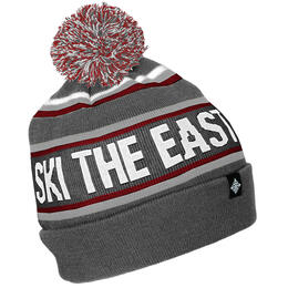 Ski The East Men's Tailgater Pom Beanie