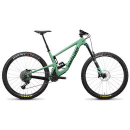 Santa Cruz Men's Megatower C S 29 Mountain Bike '20