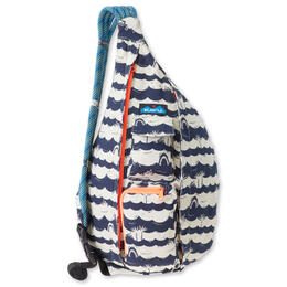 Kavu Rope Bag Backpack Shark Bait