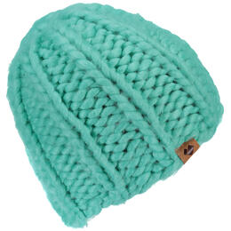 Obermeyer Girl's Boston Cable Knit Beanie