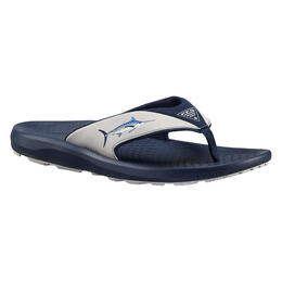 Columbia Men's Fish Flip Flops