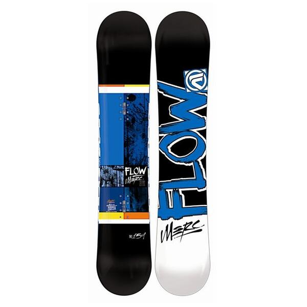 Flow Men's Merc Snowboard '13