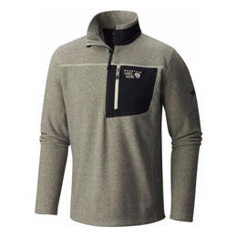 Mountain Hardwear Men's Toasty Twill 1/2 Zip Fleece Sweater