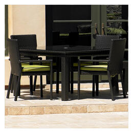 North Cape Cabo Willow 5-Piece Dining Set