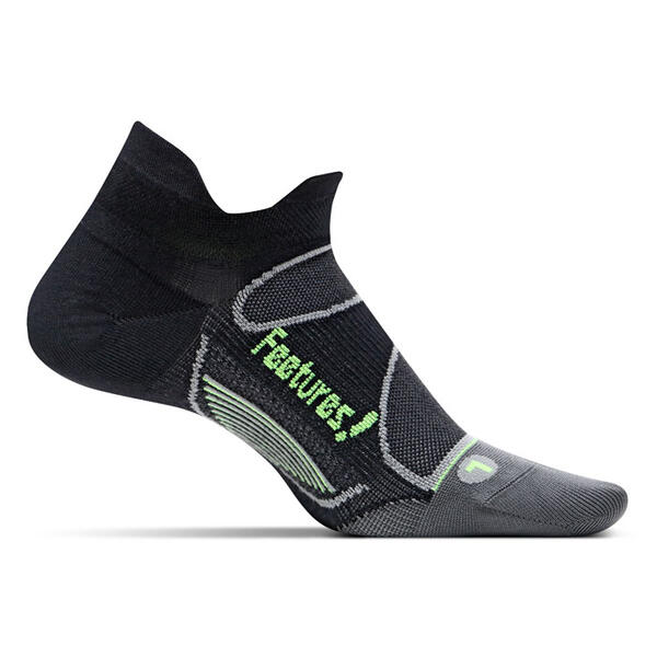 Feetures Elite No Show Tab Max Cushion Socks