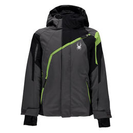 Spyder Boy's Challenger Snow Jacket