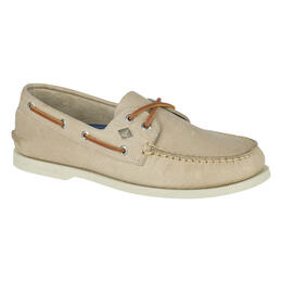 Sperry Men's A/O 2-Eye Perforated Casual Boat Shoes