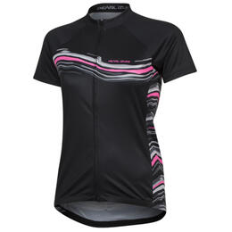 Pearl Izumi Women's SELECT Escape Short Sleeve Graphic Cycling Jersey