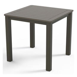 "Telescope Casual Marine Grade Polymer Top 21"" Square End Table"