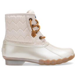 Sperry Girl's Saltwater Duck Boots