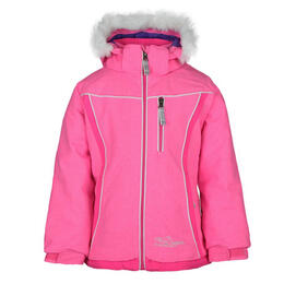 Snow Dragons Toddler Girl's Foxy Insulated Ski Jacket