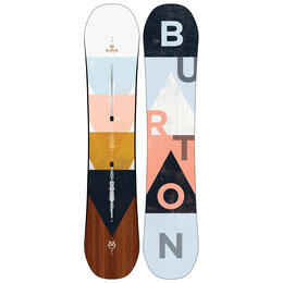 Burton Women's Yeasayer Flying V All-Mountain Snowboard '20