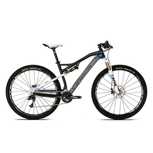 Orbea Occam 29 S50 Full Suspension Mountain Bike '13