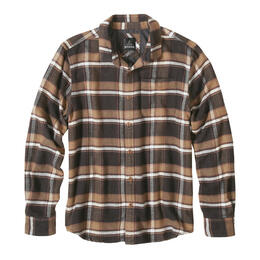 Prana Men's Channing Long Sleeve Flannel Sh