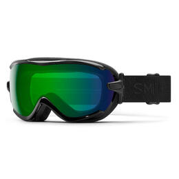 Smith Women's Virtue Snow Goggles W/ Chromapop Green Mirror Lens