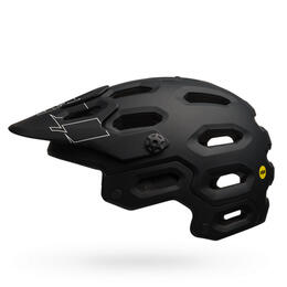 Bell Super 3 MIPS-Equipped Mountain Bike Helmet